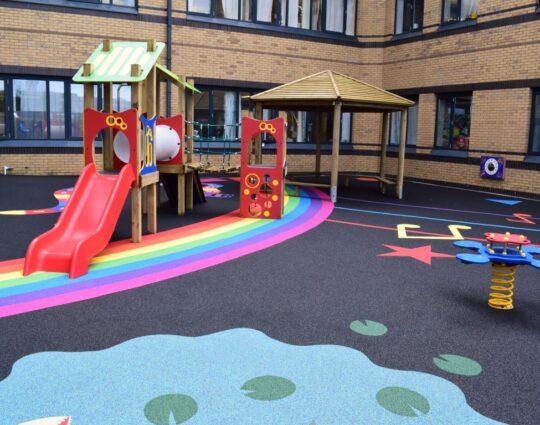 St. Petersburg Safety Surfacing-Playground Safety Surfacing
