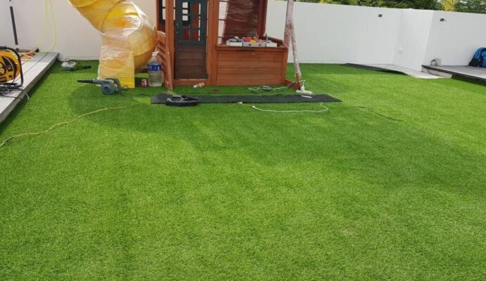 St. Petersburg Safety Surfacing-Synthetic Grass