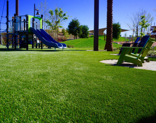 St. Petersburg Safety Surfacing-Synthetic Turf